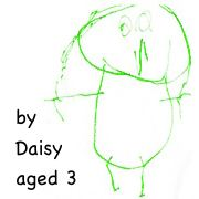 Helen by Daisy aged 3