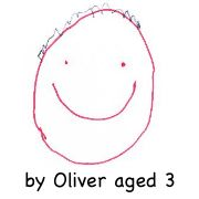 Nicola by Oliver aged 3
